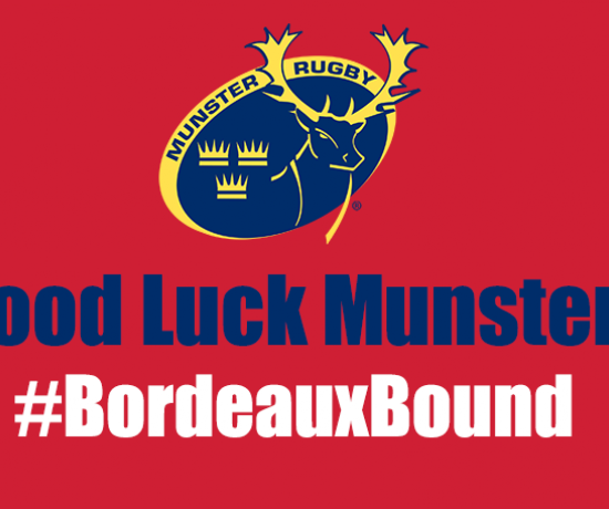 Good Luck Munster!
