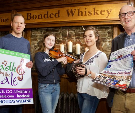 Fleadh by the Feale Launch 2018
