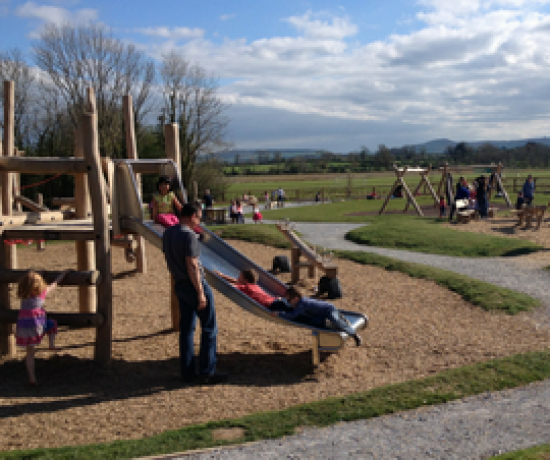 Manor Fields Adare Playground 270x226