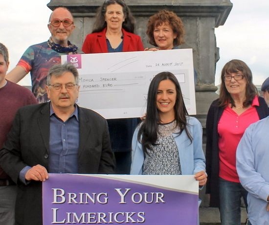 Bring your Limericks to Limerick