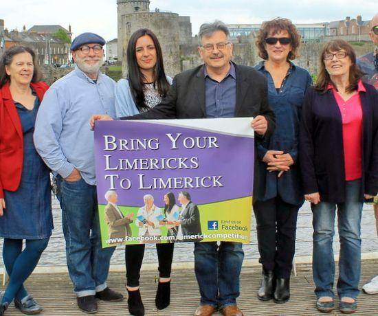 Bring your Limericks to Limerick Launch