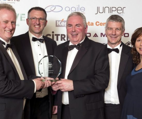 Hibernia Top Tech Award for Analog Devices