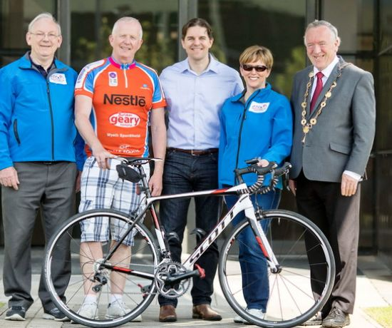 Nestle Wyeth Charity Cycle