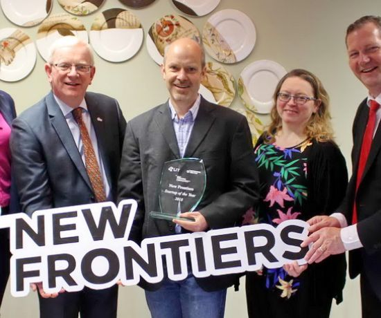 LIT New Frontiers Awards