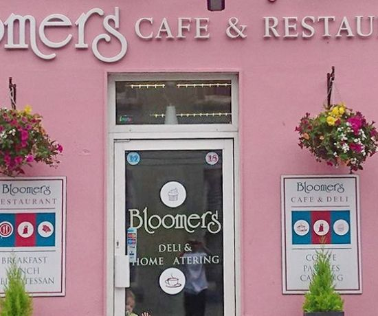 Bloomers cafe and restaurant