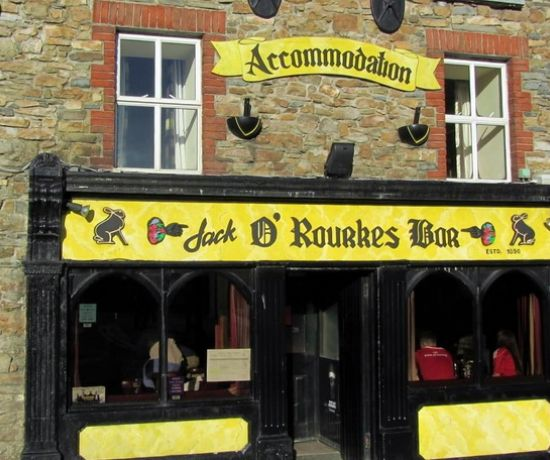 Jack ORourke's Bar & Accommodation