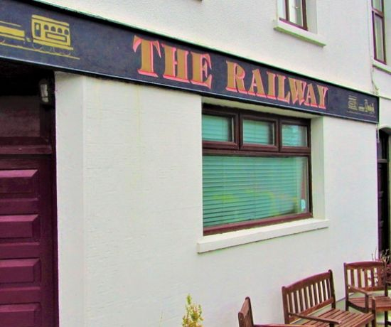 The Railway Bar