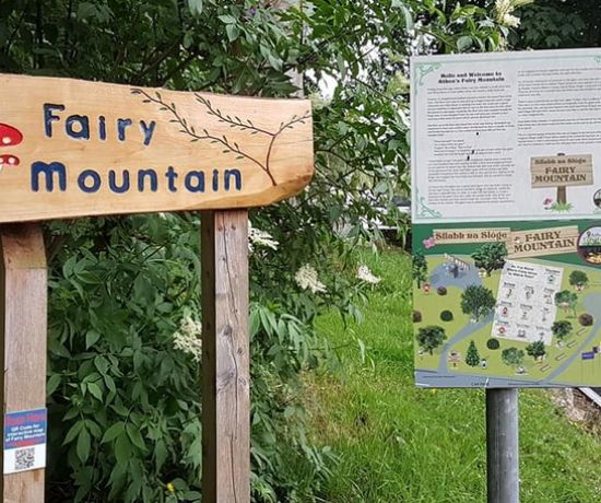 Athea Fairy Mountain
