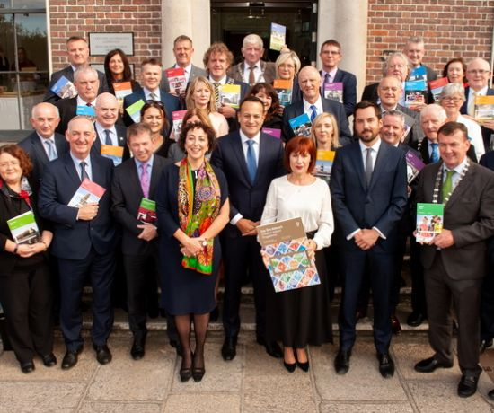 31 Local Authorities launch five-year Culture Creativity Strategies