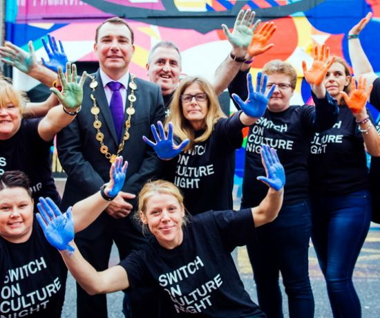 Culture Night Limerick Launch