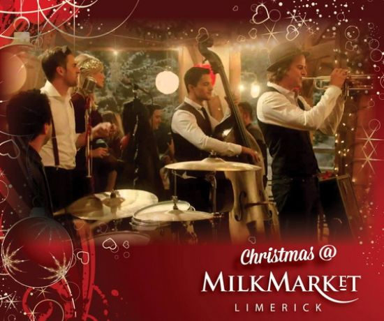 Christmas at the Milk Market