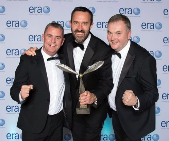 Shannon Airport scoop international award