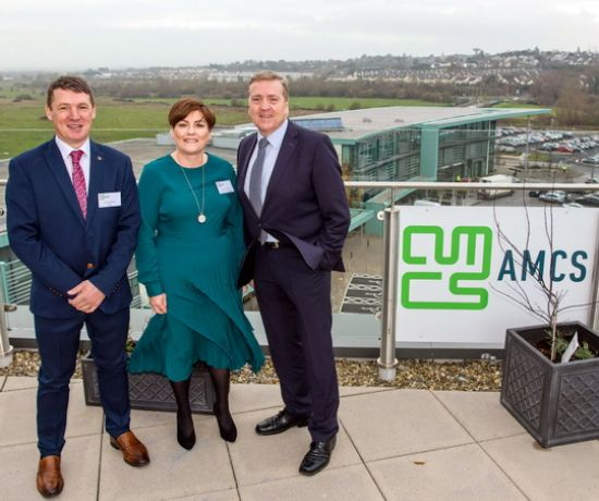 AMCS opens its Global Headquarters in Limerick - True Media