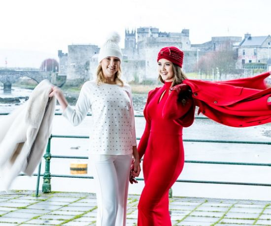 Limerick Unwrapped fashion event