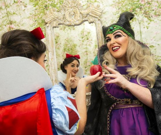 Snow White Panto at University Concert Hall Limerick