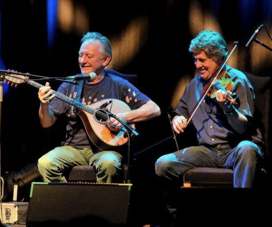 Blas presents Donal Lunny and Paddy Glackin