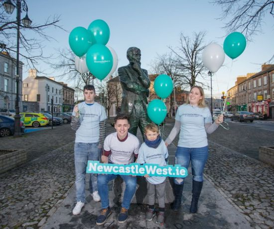 NewcastleWest.ie Launch Pics: Marie Keating