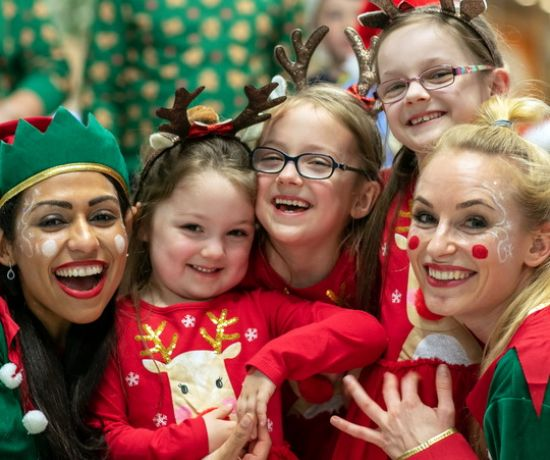 The joy of Christmas at Shannon Airport