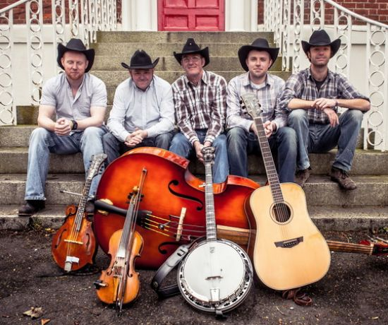 Bruff Bluegrass Festival - Down and Outs