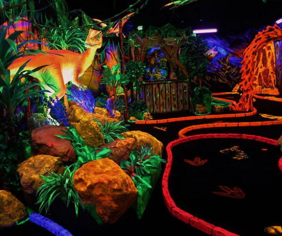 Jurassic Parr Mini-Golf Limerick