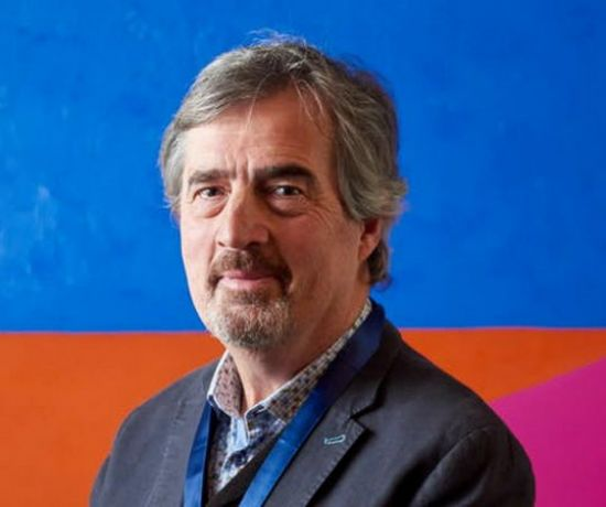 Sebastian Barry in Conversation with Joseph O'Connor