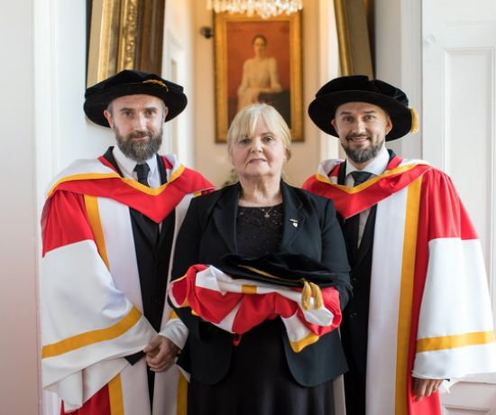 University of Limerick Honorary Doctorates The Cranberries