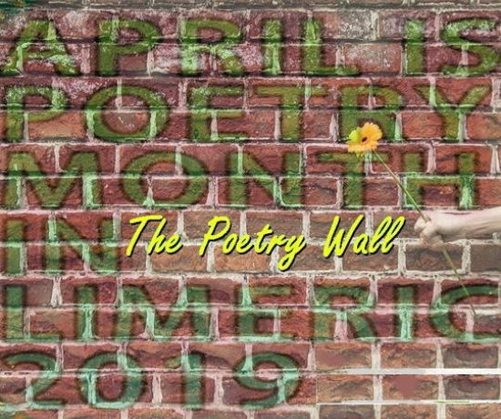 Poetry Wall 2019 - April is Poetry Month