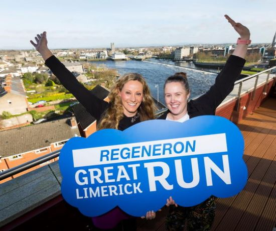 Regeneron Great Limerick Run Launch at the Strand Hotel Limerick