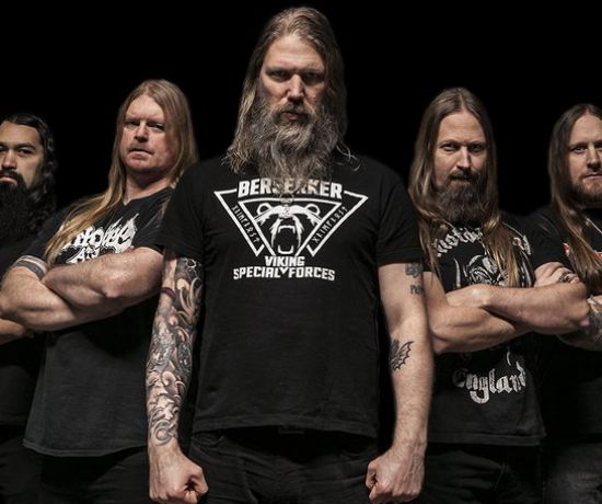 Amon Amarth King Johns Castle June 2019