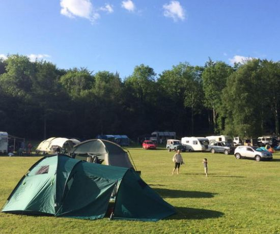 Curraghchase Caravan and Camping Park