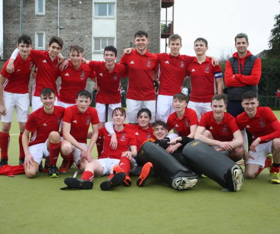 Munster Schools Senior Hockey Cup Final Villiers School v Ashton School