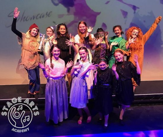 Stage Arts Academy Annual Show 2019