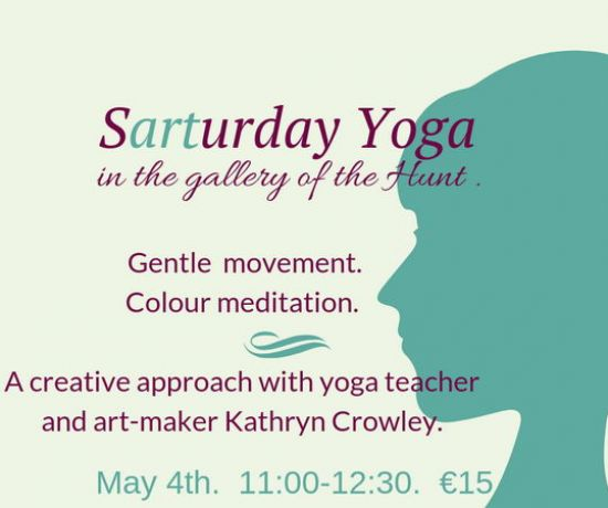 Yoga and Colour Workshop with Kathryn Crowley
