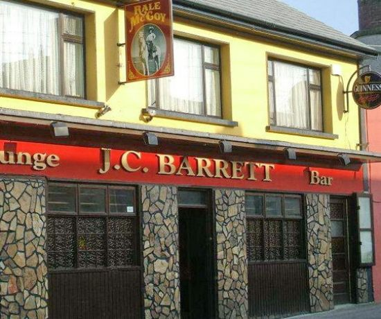 Barretts Bar Glin, Co. Limerick.