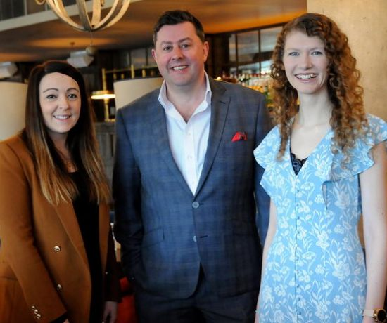 Network Ireland Limerick Pitching for Success event