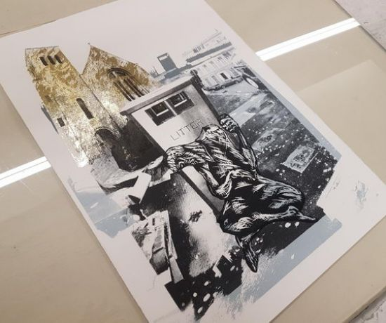 Printmaker of the Month