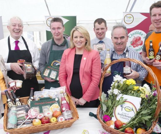 A Taste of Ballyhoura Food Producers