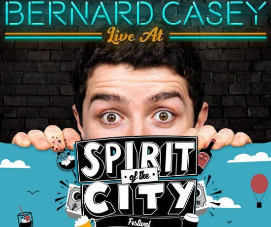 Bernard Casey Spirit of the City