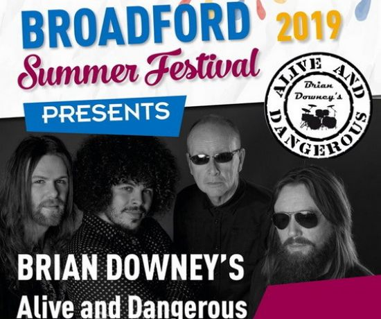 Brian Downey Broadford Summer Festival 2019