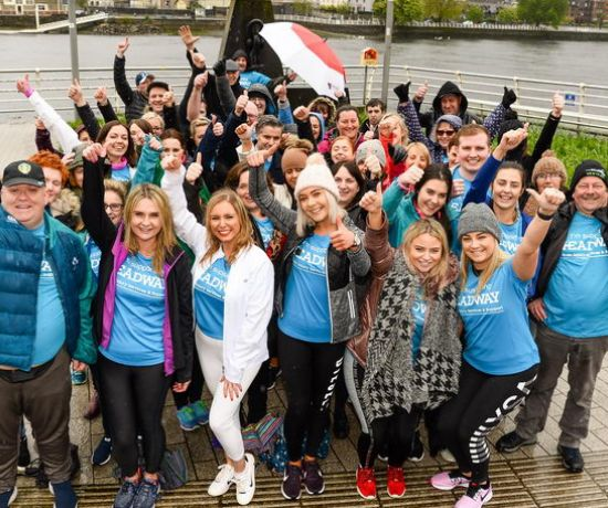 HOMS charity partner Headway Great Limerick Run