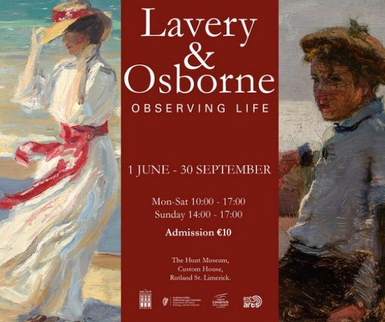 Lavery and Osbourne Exhibition