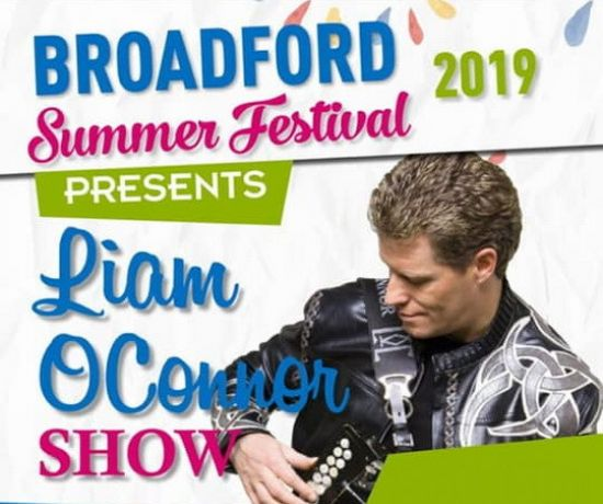 Liam OConnor Broadford Summer Festival 2019