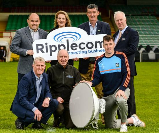Ripplecom and Limerick GAA Pic: Diarmuid Greene)