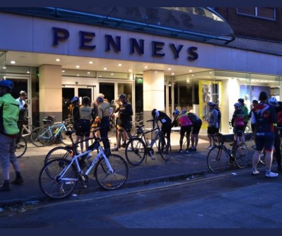 Dawn Cycle starting at Penneys