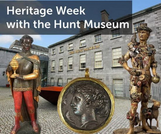 Heritage Week with the Hunt Museum