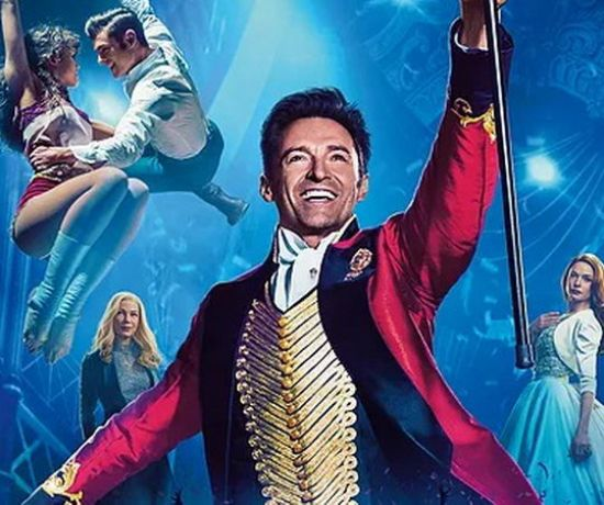 The Greatest Showman Drive in Movie