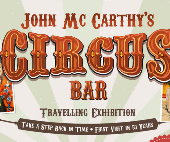 Circus Bar Travelling Exhibition