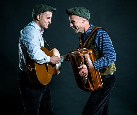 An evening of Irish song, music and dance