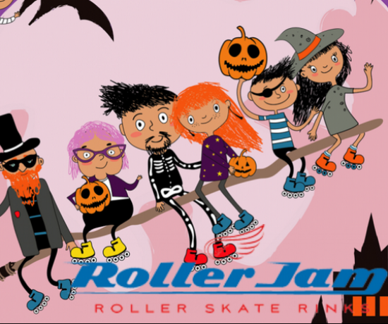 Rollerjam Halloween Camp