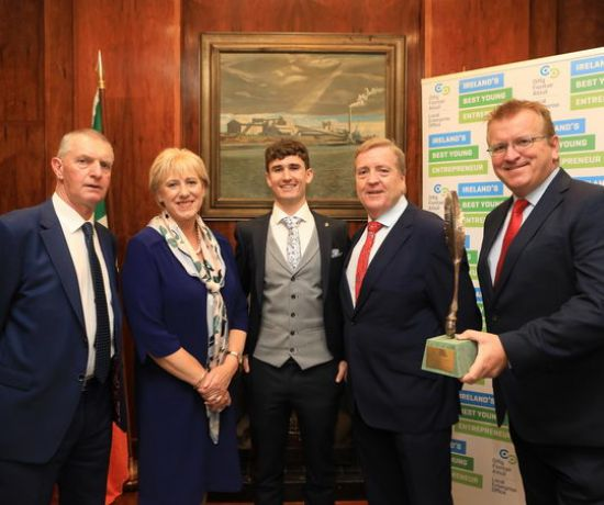 Eoghan Mulcahy Meets Ministers